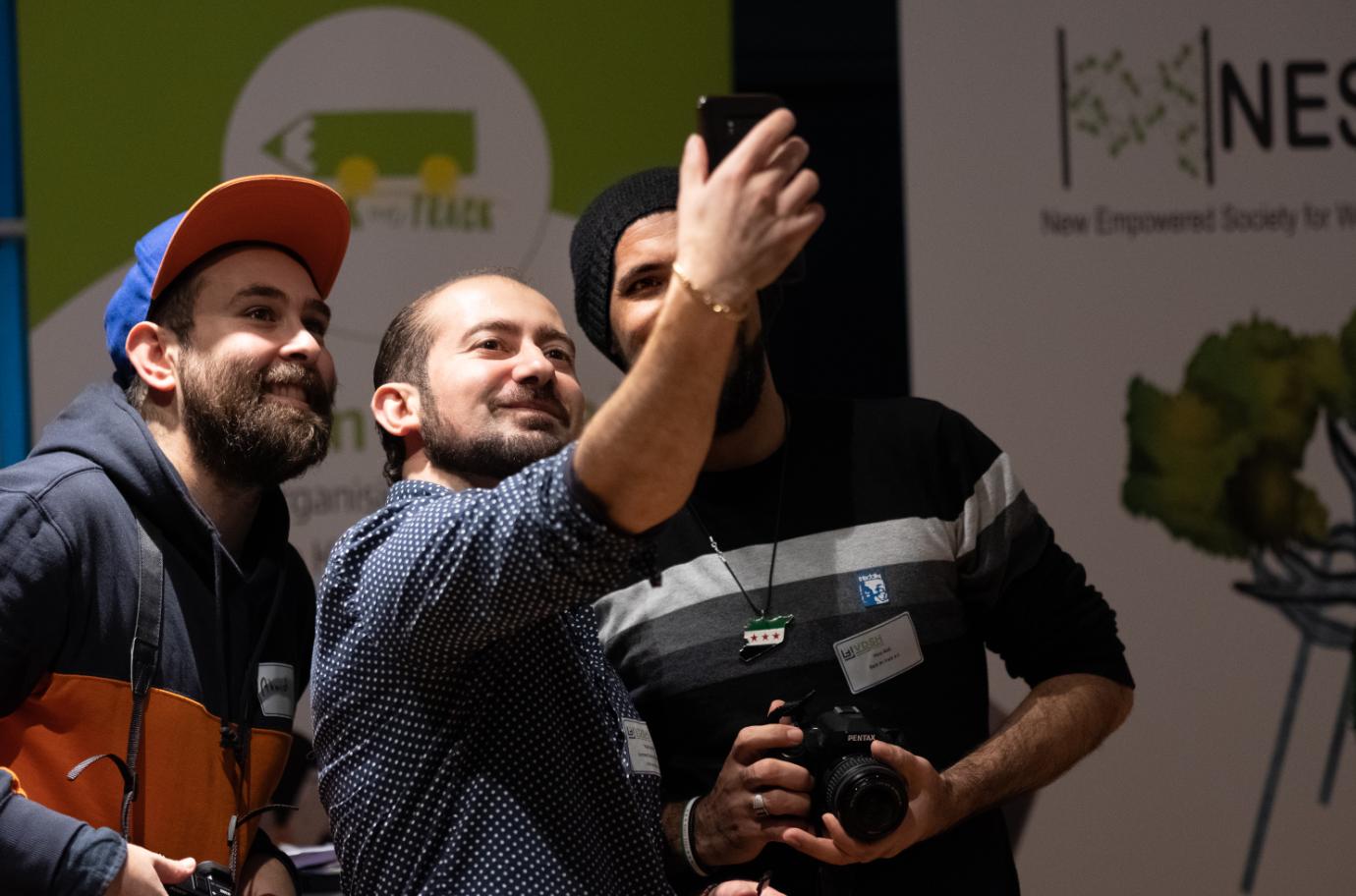 Fachtagung_Selfie