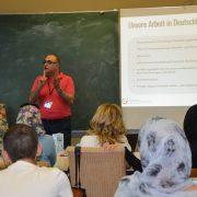 DSV startet Workshopreihe zur psychosozialen Beratung von Geflüchteten